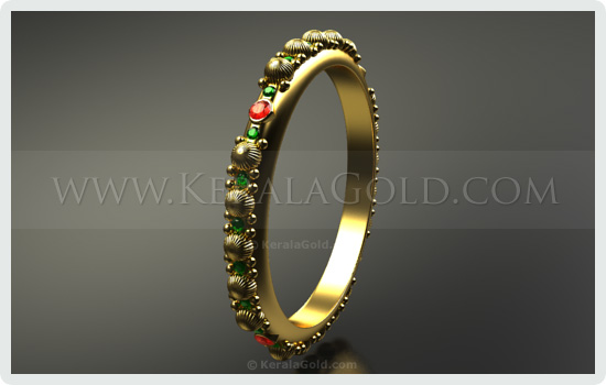 Jewellery Design - Bangle - 1