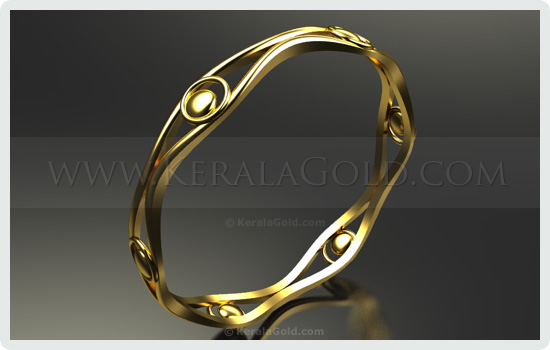 Jewellery Design - Bangle - 11