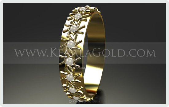 Jewellery Design - Bangle - 4