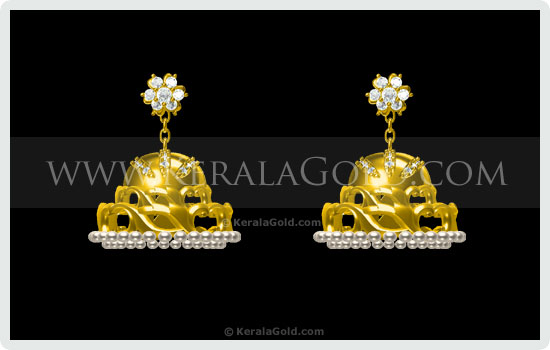Jewellery Design - Earring - 1