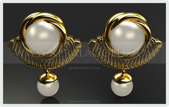 Jewellery Design - Earring - 16