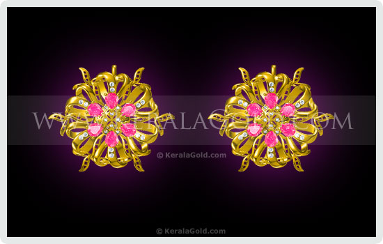 Jewellery Design - Earring - 17