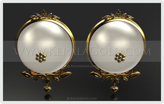 Jewellery Design - Earring - 18