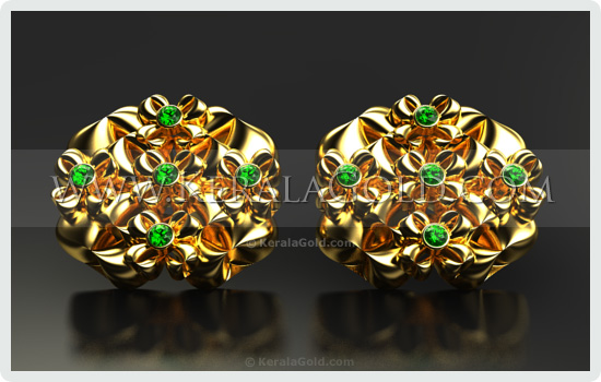 Jewellery Design - Earring - 9