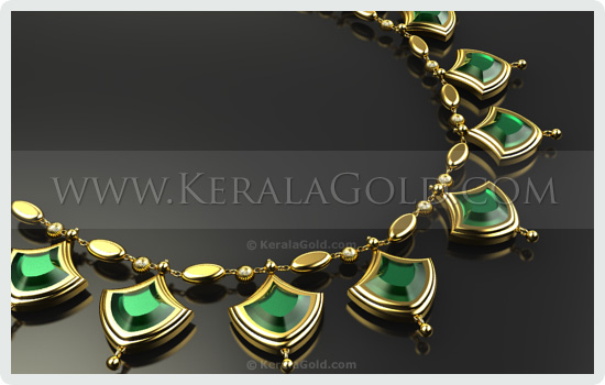 Jewellery Design - Necklace - 18
