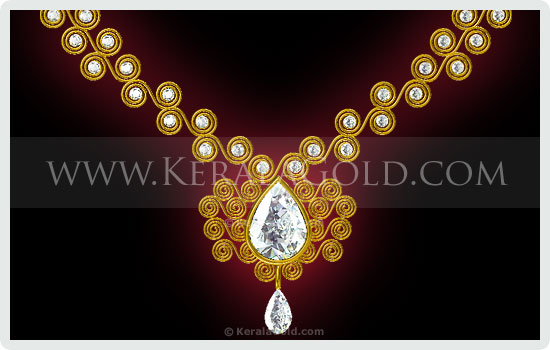 Jewellery Design - Necklace - 2