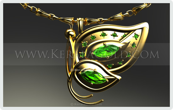 Jewellery Design - Pendant - 21
