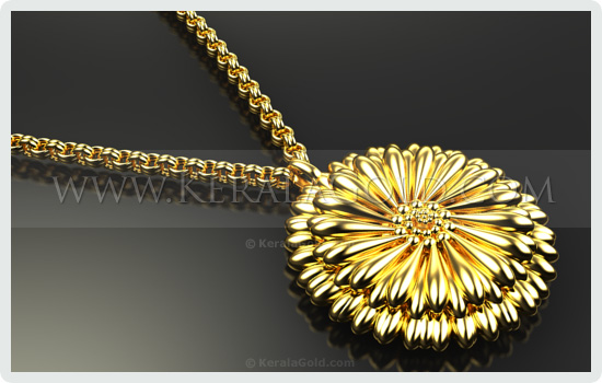 bridal set eastern jewellery ladies pendant necklace gold