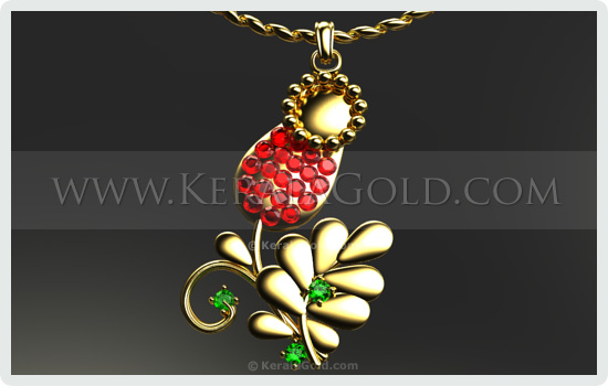 Jewellery Design - Pendant - 25