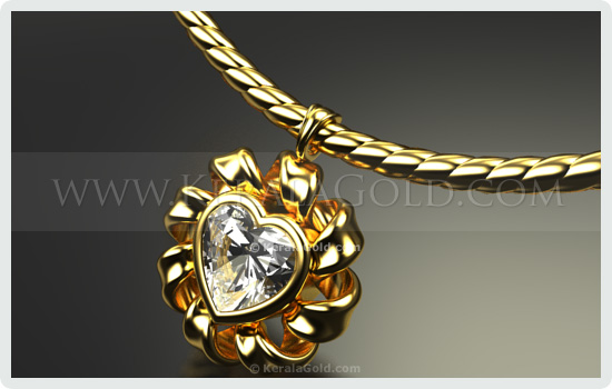 Jewellery Design - Pendant - 6
