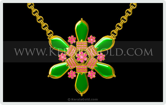Jewellery Design - Pendant - 7