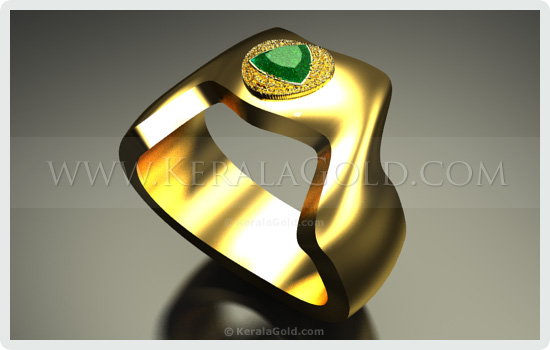 Jewellery Design - Ring - 10