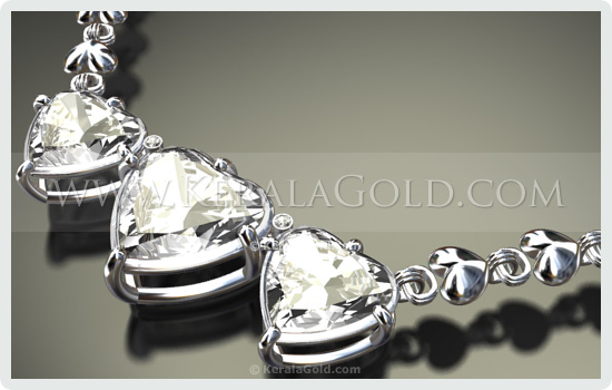 Platinum Jewellery - 14