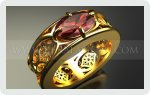 Jewellery Design - Ring - 15
