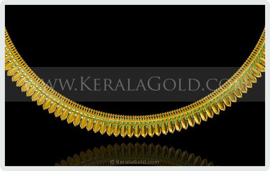 Kazhuthila Traditional Gold Ornaments Of Kerala