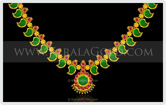 Manga Mala Traditional Gold Ornaments Of Kerala